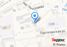 Компания «Гурьевскгоргаз» на карте