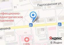 Компания «Обувной магазин на ул. Ленина» на карте