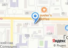 Компания «Сити СПОРТ» на карте