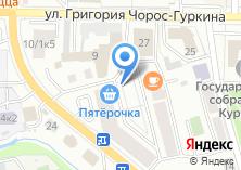Компания «ТуристСпорт» на карте