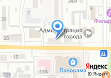 Компания «Пенка» на карте