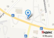 Компания «Пятак» на карте