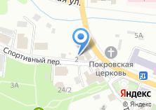 Компания «Айти-Про» на карте