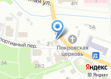 Компания «Горно-Алтайкоммунпроект» на карте