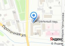 Компания «АлтайСтрой-Тех» на карте