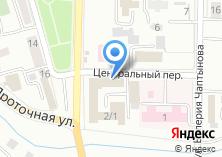 Компания «КБ Эл Банк-Алтай» на карте