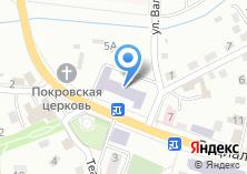 Компания «РосНОУ Российский новый университет» на карте
