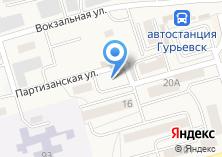 Компания «Молодежный центр» на карте