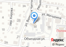 Компания «Койонок» на карте