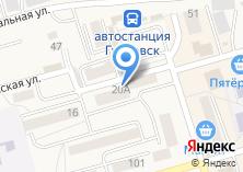 Компания «Коллегия адвокатов №28 г. Гурьевска» на карте