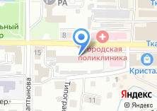 Компания «Общежитие ГАГУ» на карте