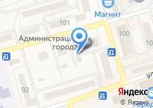 Компания «Российский Красный Крест Общероссийская общественная организация» на карте
