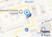 Компания «Почтовое отделение связи №5» на карте