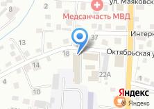 Компания «Авто Доктор» на карте