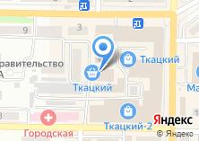 Компания «Салем» на карте