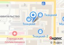 Компания «Юридический кабинет Манышевой С.И» на карте