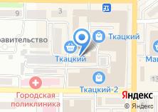 Компания «Чиконова и К» на карте