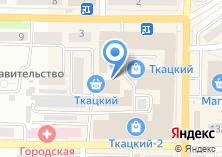 Компания «Федерация силовых видов спорта» на карте