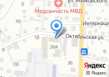 Компания «ХоумСтрой» на карте