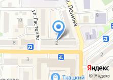 Компания «Золотая Игла» на карте