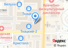 Компания «Салон-магазин» на карте