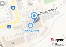 Компания «Цимус» на карте