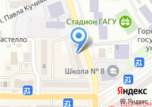 Компания «Всети» на карте