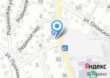 Компания «Продукты Ефимовых» на карте