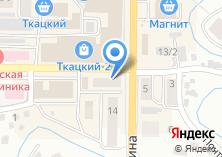 Компания «Малахитовая шкатулка» на карте