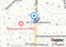 Компания «Фара» на карте