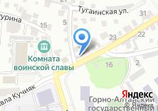 Компания «Магазин на переулке» на карте