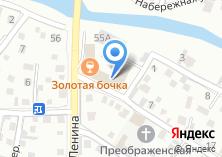 Компания «Анталекс» на карте