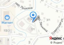 Компания «Строящийся жилой дом по ул. Ленкина пер» на карте