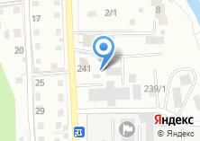 Компания «Торговая база» на карте