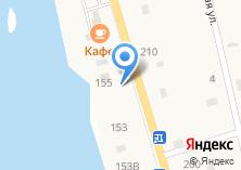 Компания «Отдых у реки» на карте