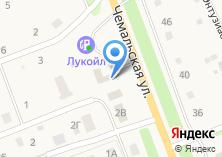 Компания «Обжорка кафе» на карте