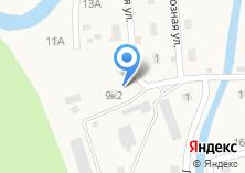 Компания «Майминское лесничество» на карте