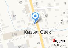 Компания «Транзит» на карте