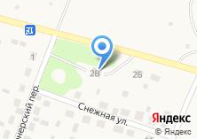 Компания «Продовольственный магазин на Уньга» на карте
