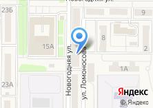 Компания «Мировые судьи жилого района Кедровка» на карте