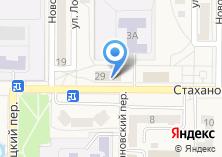 Компания «Участковый пункт полиции жилой район Кедровка» на карте