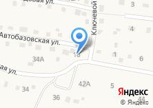 Компания «Продовольственный магазин на Автобазовской» на карте