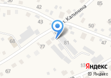 Компания «Сосновский коммунальный участок» на карте