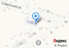 Компания «Сосновский детский сад» на карте