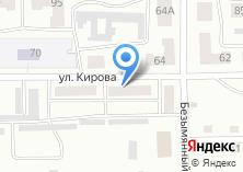 Компания «Парикмахерская на Кирова» на карте