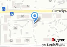 Компания «ЖЭУ-8» на карте