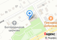 Компания «Хакасвзрывпром» на карте