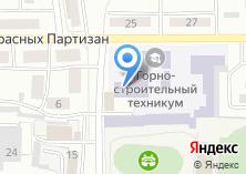 Компания «Недра торговый дом» на карте