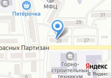 Компания «Жиннель» на карте
