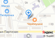 Компания «Тема» на карте